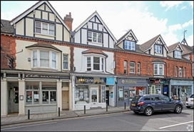 392 SF High Street Shop for Rent  |  26 London Road, St Albans, AL1 1NG