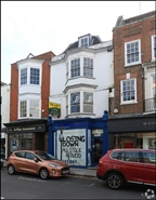 919 SF High Street Shop for Rent  |  202 High Street, Guildford, GU1 3HZ