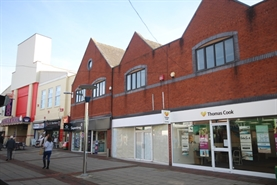1,070 SF High Street Shop for Rent  |  Unit 2, 25-27 (25a) High Street, COSHAM, PO6 3BT