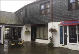 240 SF High Street Shop for Rent | Unit 8, Truro, TR1 2BE