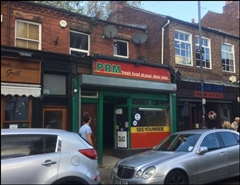 761 SF High Street Shop for Rent  |  89 Lark Lane, Liverpool, L17 8UP