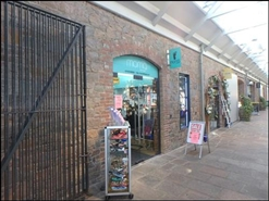 467 SF Shopping Centre Unit for Rent  |  Unit 8, Liberty Wharf, Jersey, JE2 3NY