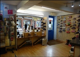 506 SF High Street Shop for Rent  |  Unit 3, Kings Court, Wimborne, BH21 1HS