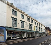 3,184 SF High Street Shop for Rent  |  46 - 50 St Mary'S Street, Wallingford, OX10 0EY