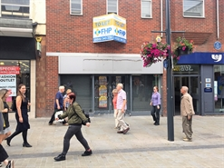 2,202 SF High Street Shop for Rent  |  30 St Peters Street, Derby, DE1 1SH