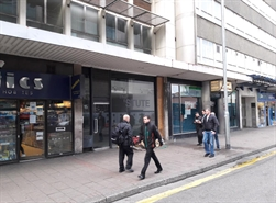 879 SF High Street Shop for Rent | Unit 15, St David's House, Cardiff, CF10 1ER