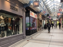 269 SF Shopping Centre Unit for Rent  |  10 Queens Arcade, Leeds, LS16LF