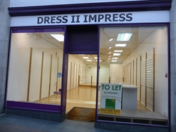904 SF Shopping Centre Unit for Rent  |  Unit 11b (10 Ashton Walk) St Nicholas Arcades, Lancaster, LA1 1ND