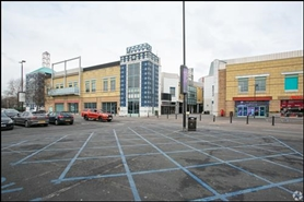 4,019 SF Shopping Centre Unit for Rent  |  Star City, Birmingham, B7 5SA
