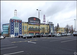 10,112 SF Shopping Centre Unit for Rent  |  Star City, Birmingham, B7 5SA