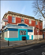 1,121 SF High Street Shop for Sale  |  434 Marton Road, Middlesbrough, TS4 2PT