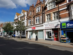 1,242 SF High Street Shop for Rent  |  16-18 Chapel Road, Worthing, BN11 1BJ