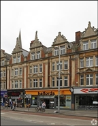 2,107 SF High Street Shop for Rent  |  68 - 69 The Mall, London, W5 5LS