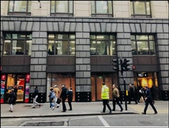 1,805 SF High Street Shop for Rent  |  Unit C, London, EC2N 3BD