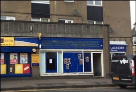 199 SF High Street Shop for Sale  |  116 Main Street, Falkirk, FK2 7PA
