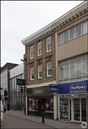 1,364 SF High Street Shop for Rent  |  LAND REAR OF, Maidstone, ME14 1RN
