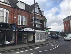474 SF High Street Shop for Rent  |  1 Harborne Park Road, Birmingham, B14 5JA