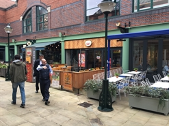800 SF High Street Shop for Rent  |  Unit 6, The Water's Edge, Brindleyplace, Birmingham, B1 2HP