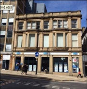 1,492 SF High Street Shop for Rent  |  5 - 7 Ramsden Street, Huddersfield, HD1 2SN