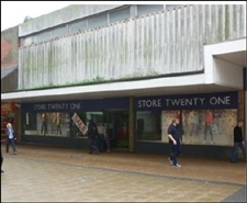 4,735 SF High Street Shop for Rent  |  41 - 45 Town Centre, Hatfield, AL10 0JJ