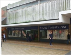 3,518 SF High Street Shop for Rent  |  Unit 2, Hatfield, AL10 0JJ