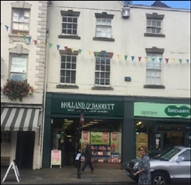 1,063 SF High Street Shop for Rent  |  41 Market Street, Lichfield, WS13 6LA