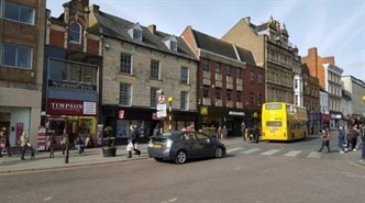 6,367 SF High Street Shop for Rent  |  6 - 7 Drapery, Northampton, NN1 2ET