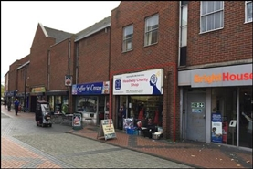 491 SF High Street Shop for Rent | 15 Commercial, Nottingham, NG6 8HD