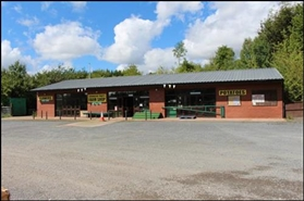 2,490 SF Out of Town Shop for Rent  |  Brookside Fruits, Droitwich Spa, WR9 7JA