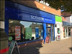 831 SF High Street Shop for Rent  |  174 Broadway, Didcot, OX11 8RN
