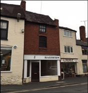 265 SF High Street Shop for Rent | 2 Lower Galdeford, Ludlow, SY8 1QB