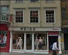 904 SF High Street Shop for Rent  |  135 High Street, Oxford, OX1 4DN