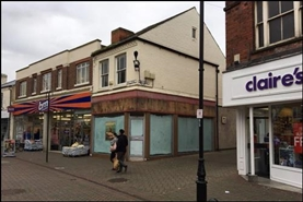 571 SF High Street Shop for Rent  |  45 High Street, Nottingham, NG10 1HZ