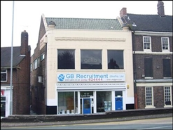 1,493 SF High Street Shop for Rent  |  63A Lower Street, Newcastle Under Lyme, ST5 2RS