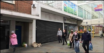 776 SF Shopping Centre Unit for Rent  |  Unit 2, Churchill Shopping Centre, Dudley, DY2 7BH