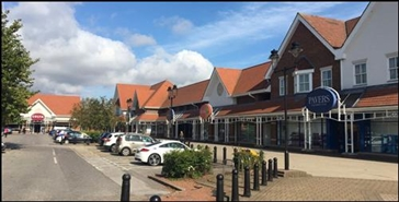 4,376 SF Retail Park Unit for Rent  |  The Carlton Centre, Lincoln, LN2 4UX