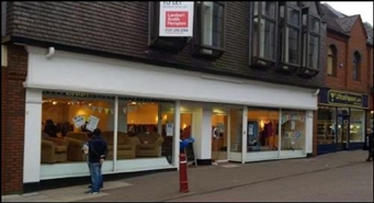 2,511 SF High Street Shop for Rent  |  79 Worcester Street, Kidderminster, DY10 1EH