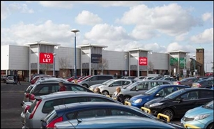 7,050 SF Retail Park Unit for Rent  |  Unit F, Sutton In Ashfield, NG17 5HB