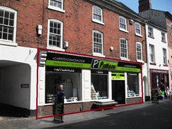 1,364 SF High Street Shop for Rent  |  15 High Street, Stone, ST15 8AJ