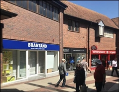 1,348 SF Shopping Centre Unit for Rent  |  Quedam Shopping Centre, Yeovil, BA20 1EU