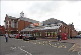 2,857 SF Shopping Centre Unit for Rent  |  Unit 4-5 Octagon Centre, Burton Upon Trent, DE14 3TN