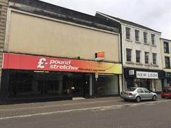 3,190 SF High Street Shop for Rent  |  56 57 Cardiff Street, Aberdare, CF44 7DG