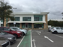 1,617 SF Retail Park Unit for Rent  |  Unit E, The Pod, Swansea, SA1 7BP