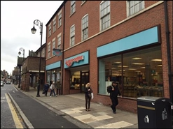 11,257 SF High Street Shop for Rent  |  105 109 Foregate Street, Chester, CH1 1HE