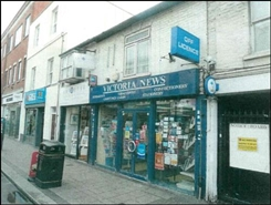 750 SF High Street Shop for Rent  |  75 Victoria Road, Surbiton, KT6 4NS