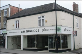 1,090 SF High Street Shop for Rent  |  17 - 19 Gowthorpe, Selby, YO8 4HE