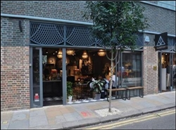550 SF High Street Shop for Rent  |  33 Redchurch Street, London, E2 7DJ