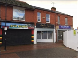 380 SF High Street Shop for Rent  |  37 Bebington Road, Wirral, CH62 5BE