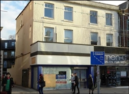 1,036 SF High Street Shop for Rent  |  20 London Road, Southampton, SO15 2SR