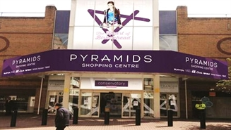 1,179 SF Shopping Centre Unit for Rent  |  19 Borough Pavement, Pyramids Shopping Centre, Birkenhead, CH41 2RA